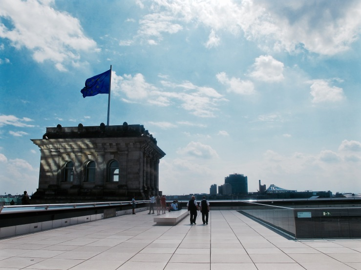 Reichstag Roof Terrace B