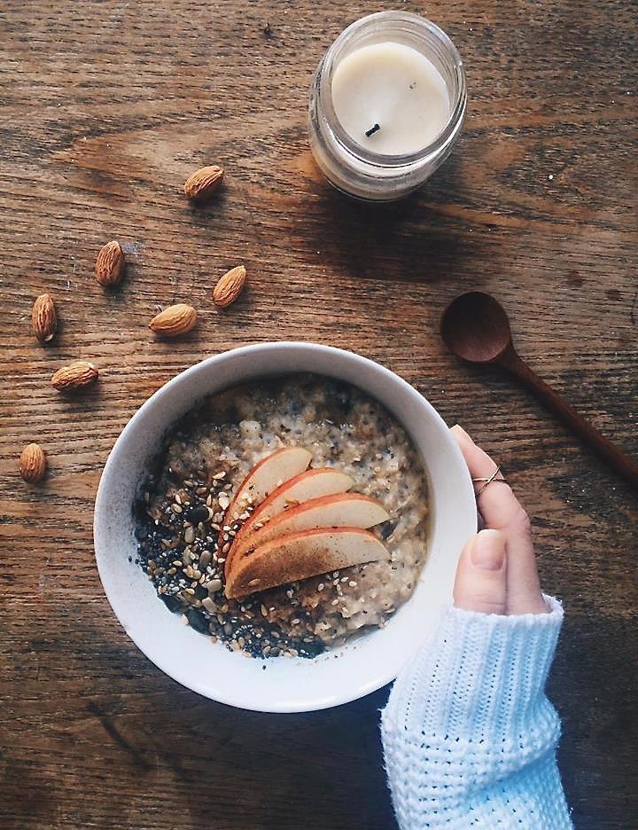 chia-cinnamon-apple-porridge