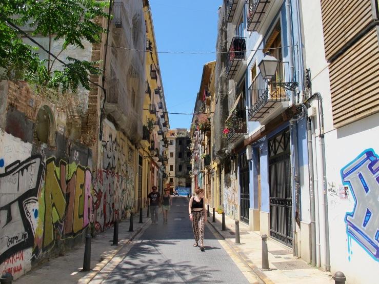 Valencia Streets 2