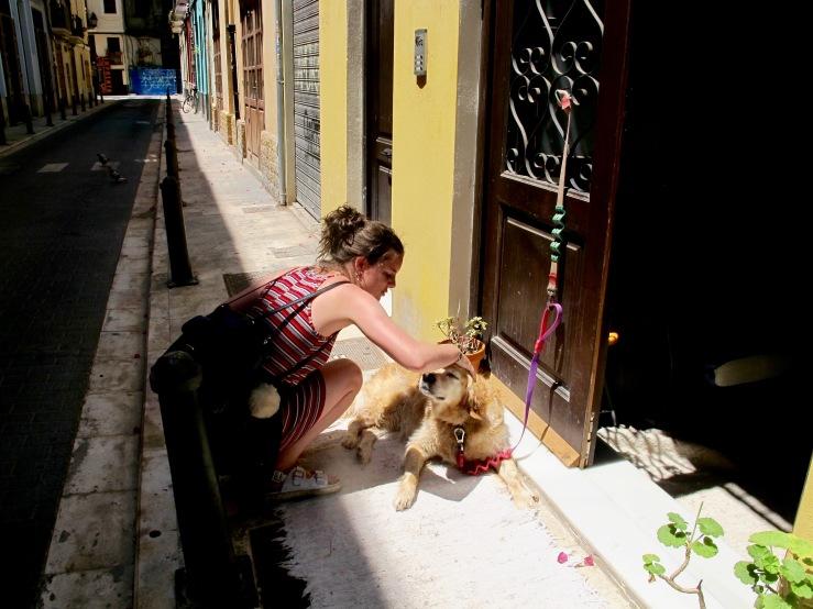 Valencia Streets 3