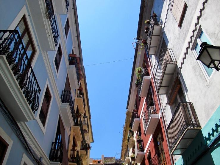 Valencia Streets 4
