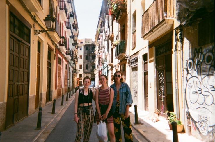 Valencia Streets